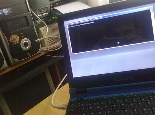 Sin drivers de red apropiados, al realizar una conversión OffLine, una vez iniciado en Windows PE, tampoco progresará.
